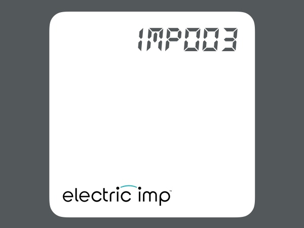 Electric Imp imp information