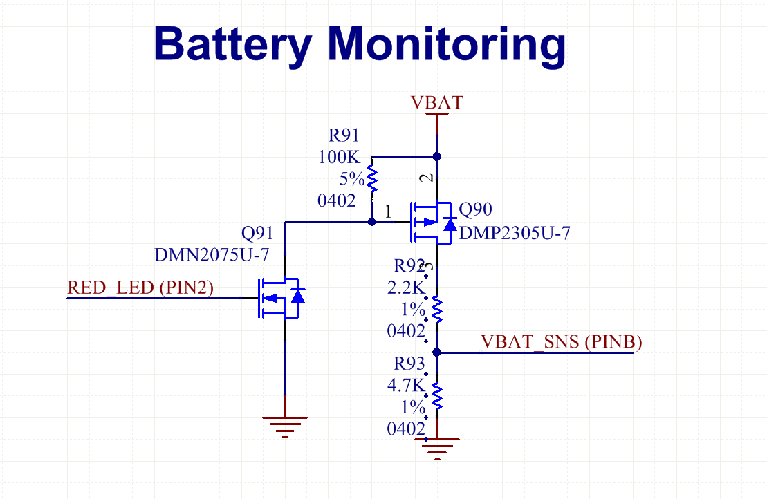 Design Battery Powered Applications Dev Center Monitoring Circuit For Telephone Line Usage This Is Only Switched On When The Being Measured Preventing Wasted Current Through Resistive Divider